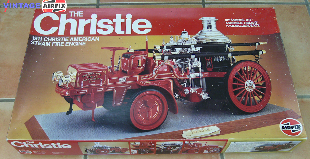 Christie Steam Fire Engine