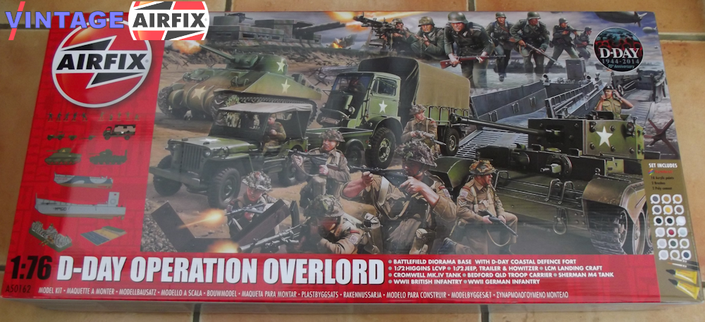 D-Day Operation Overlord Gift Set