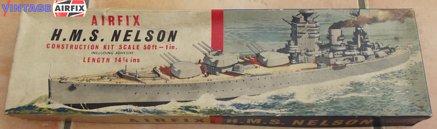 H.M.S. Nelson
