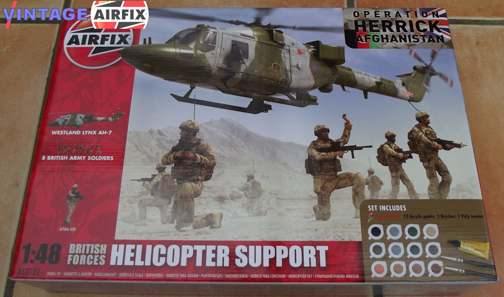 British Forces - Helicopter Support