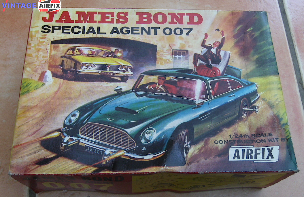 James Bond DB5