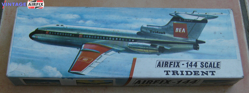 Hawker Siddeley 'Trident'