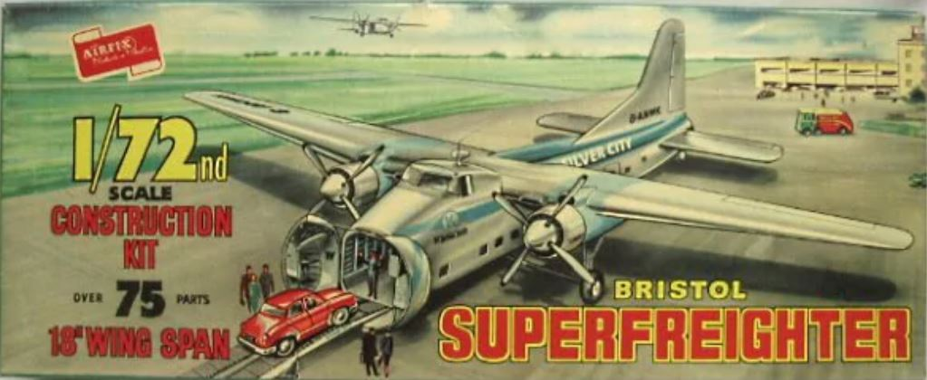 Bristol Superfreighter Mk. 32