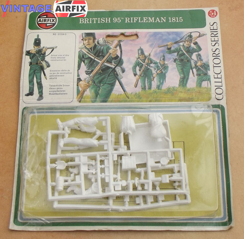 1815 95th Rifleman (Greenjackets)