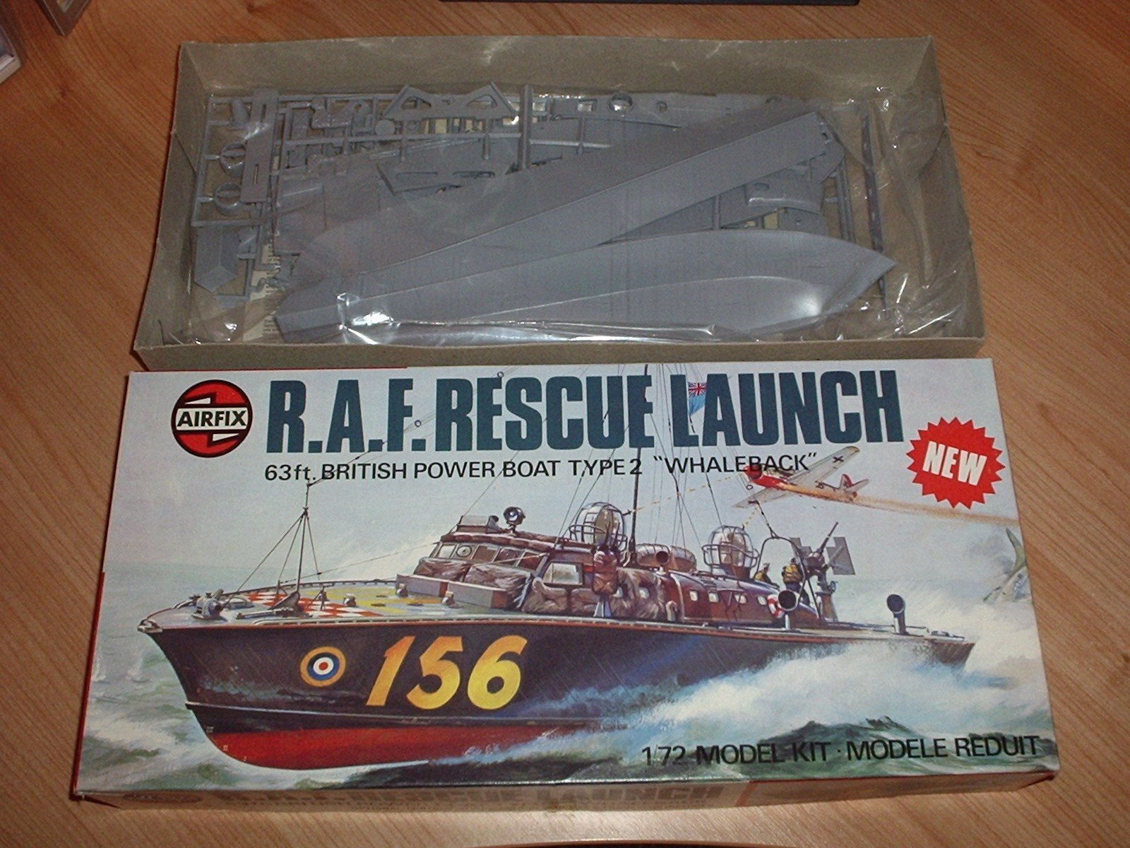 RAF Rescue Launch