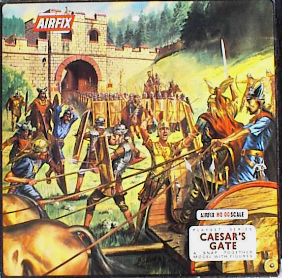 Caesar's Gate Set