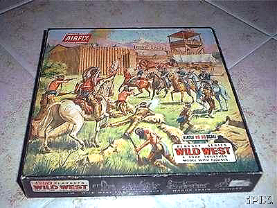 Wild West Fort Set