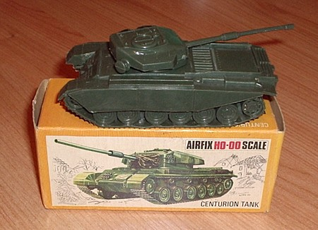 HO scale Ready Made - Vintage Airfix