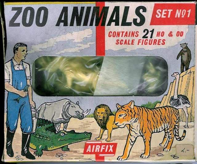 Zoo Animals - Set 1