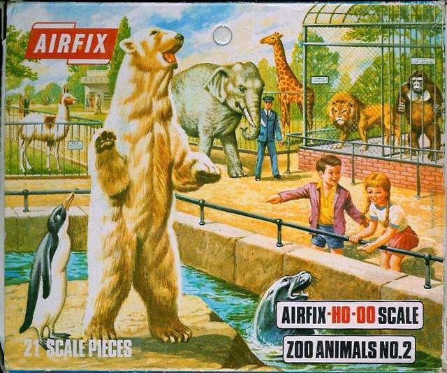 Zoo Animals - Set 2