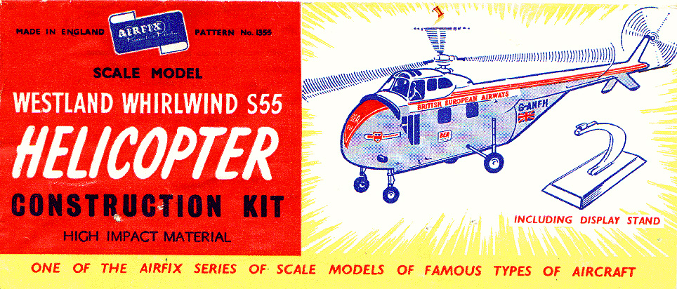 Westland S.55 Whirlwind Helicopter