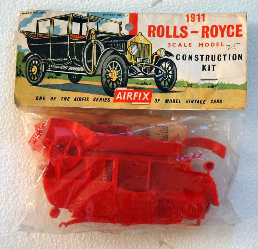 Cars and Bikes - Vintage Airfix