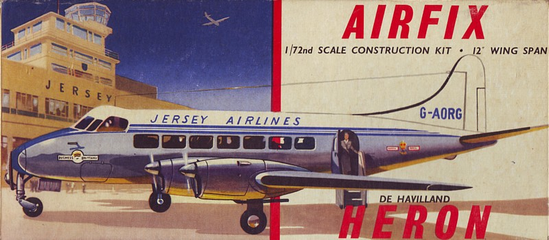"De Havilland ""Heron"" Series II"