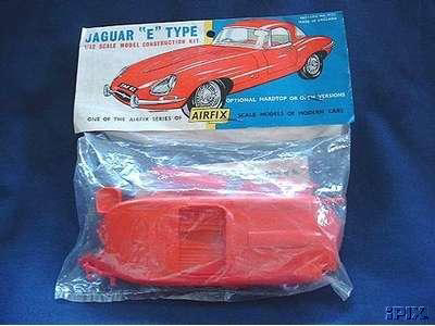 "Jaguar ""E"" Type"
