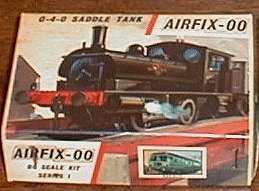 0-4-0 Saddle Tank Locomotive