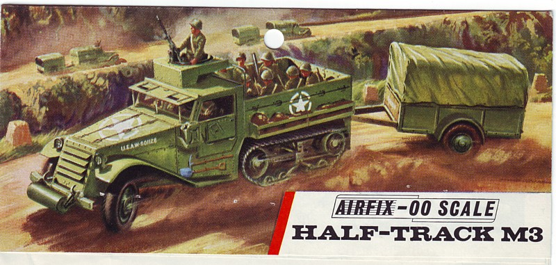 Half Track Personnel Carrier