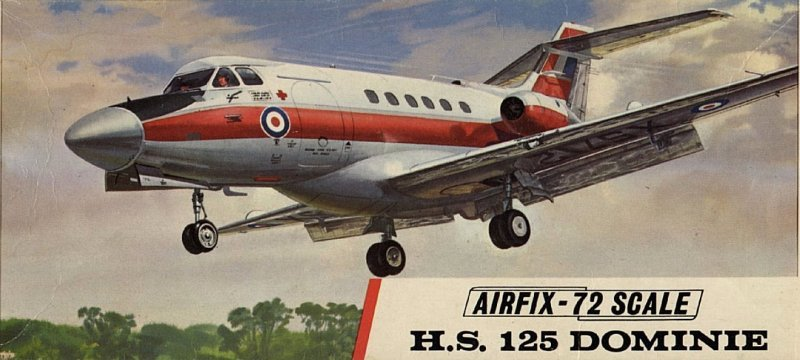 Hawker Siddeley Dominie