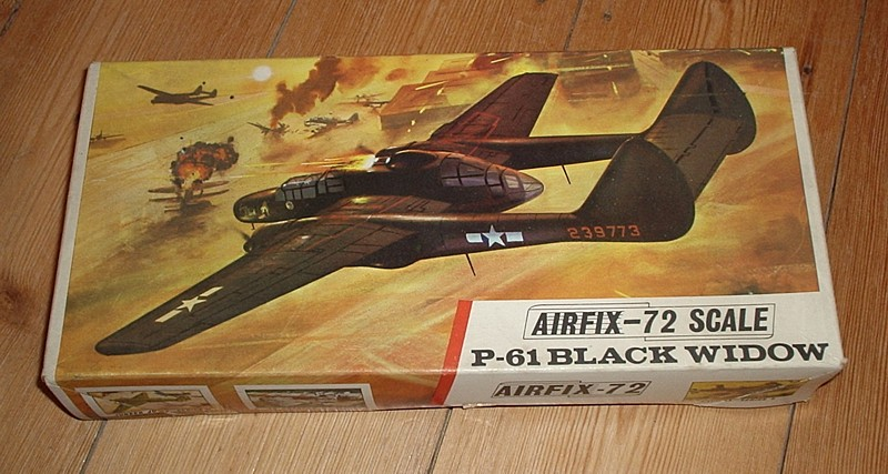Northrop P-61 'Black Widow'