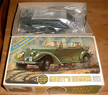 Humber Staff Car (Monty's Humber)