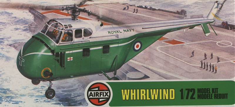 Westland HAS-22 Whirlwind Helicopter