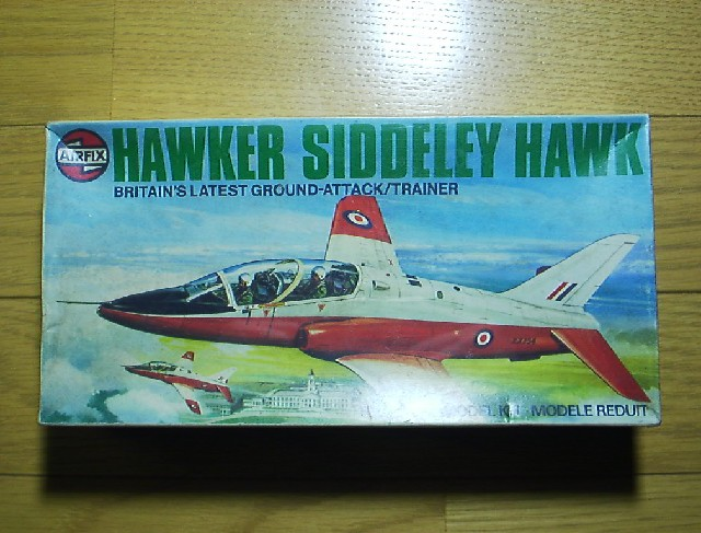 Hawker Siddeley Hawk