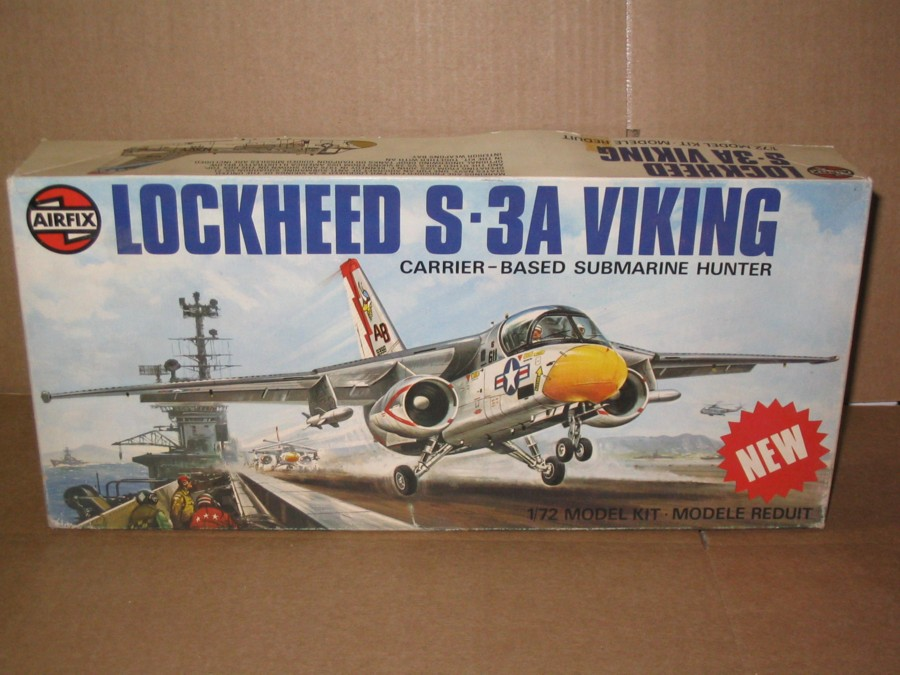 Lockheed S3A Viking