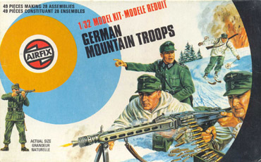 German Mountain Troops