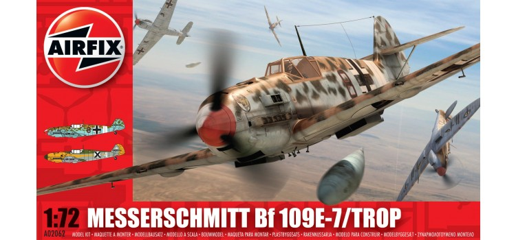 Messerschmitt Bf109E-Tropical