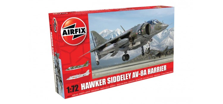 Hawker Siddeley Harrier AV-8A