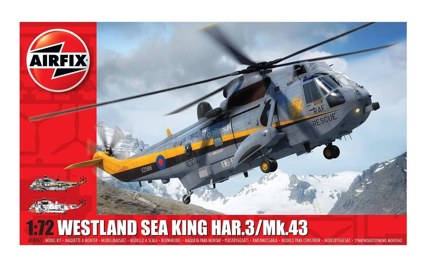 Westland Sea King HAR.3