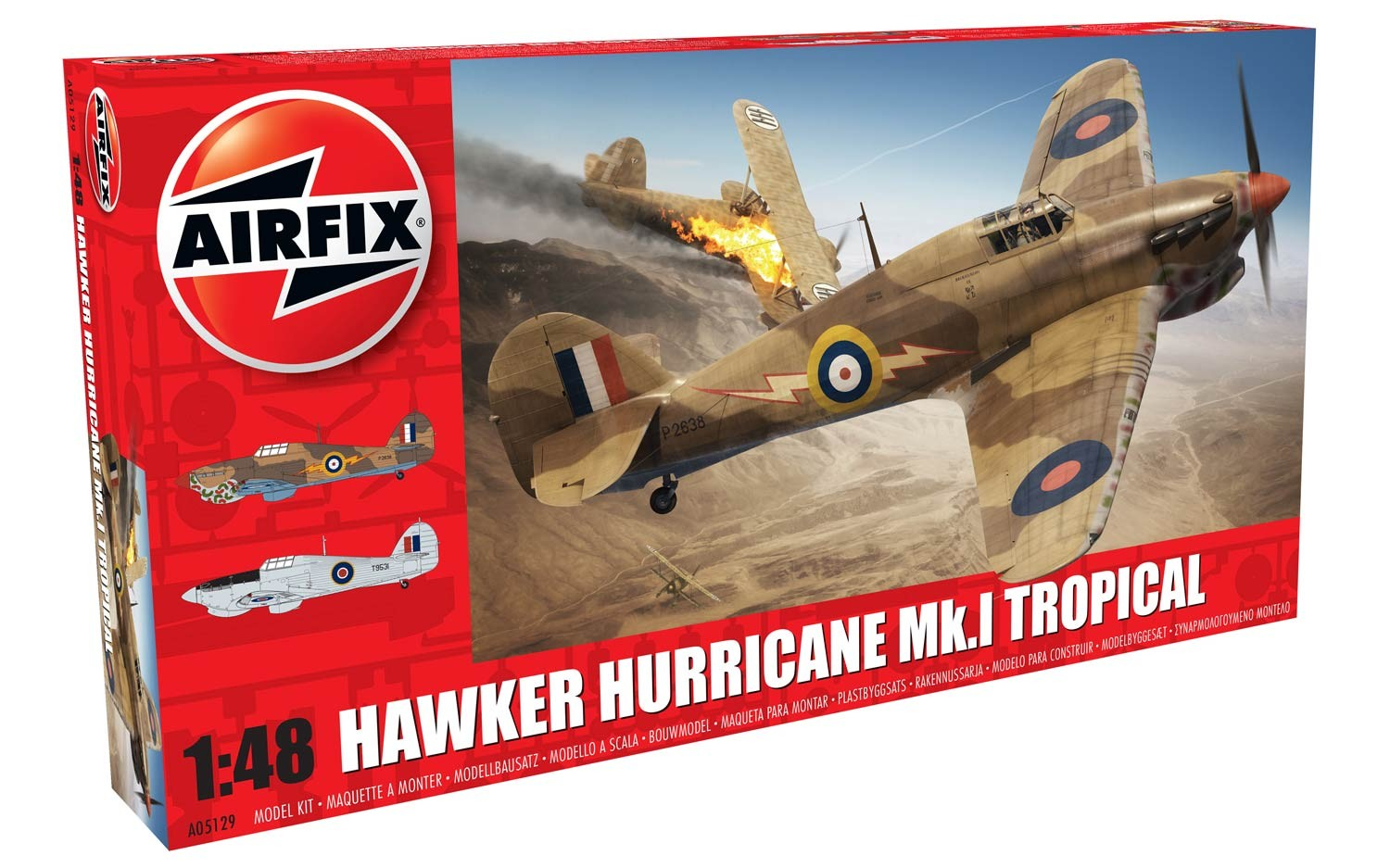 Hawker Hurricane Mk.1 Tropical