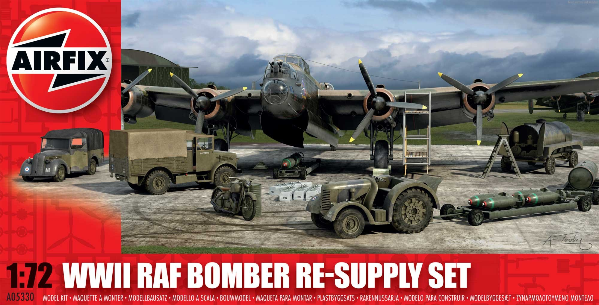 Bomber Re-supply Set