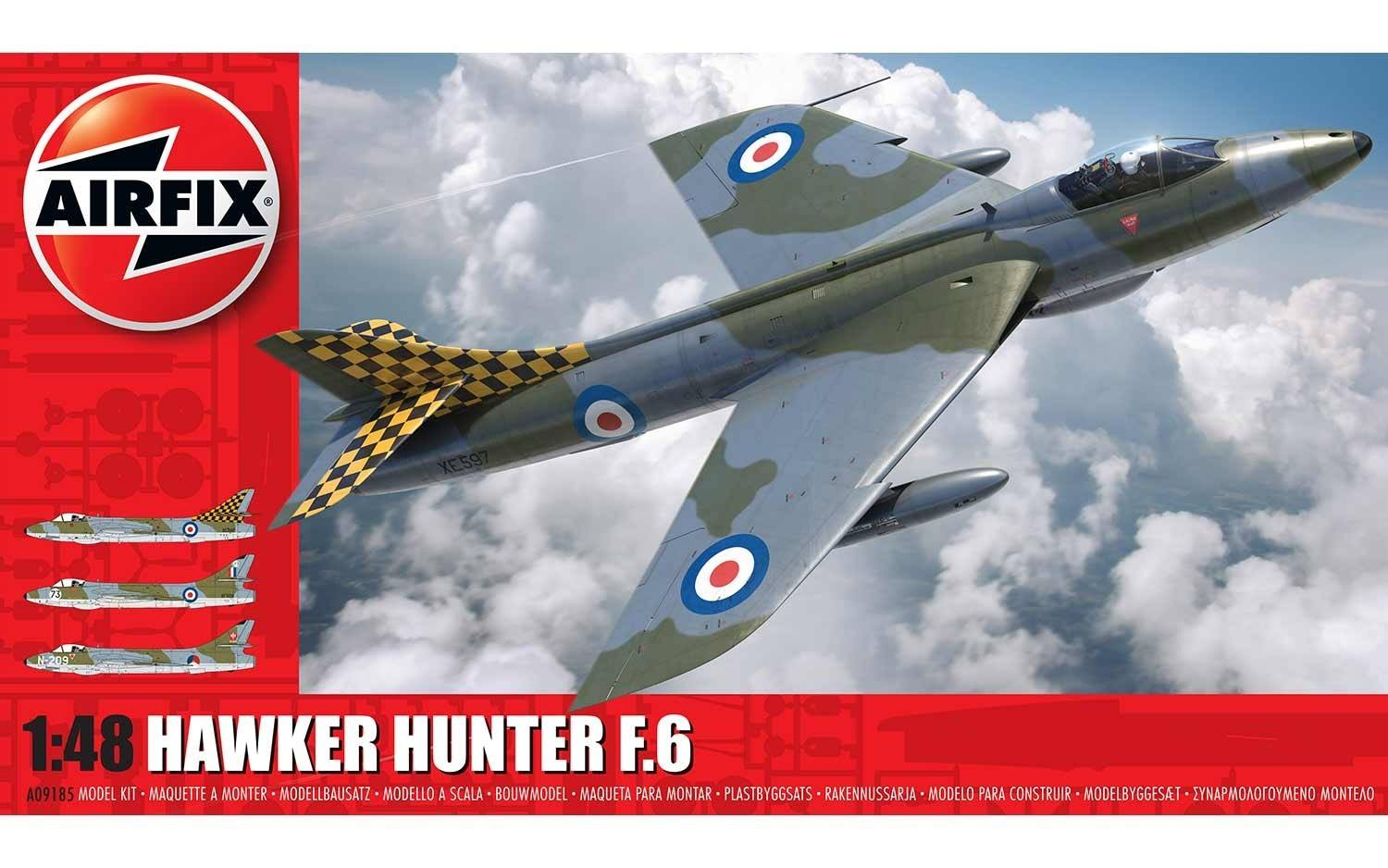 Hawker Hunter F.6