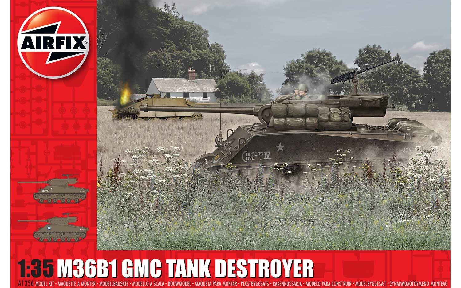 M36B1 GMC (US Army)