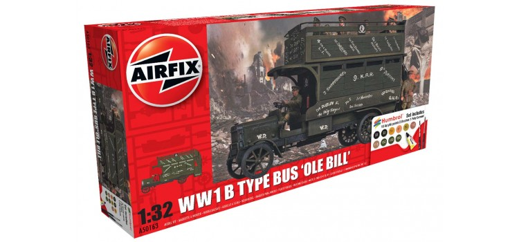 WWI Old Bill Bus