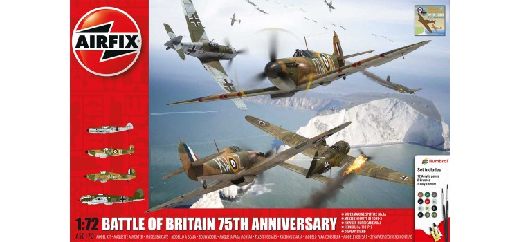 Battle of Britain 75th Anniversary Gift set