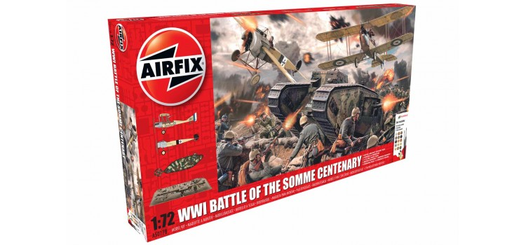 WW1 Battle of the Somme Centenary Gift Set