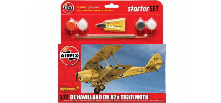 de Havilland D.H.82a Tiger Moth