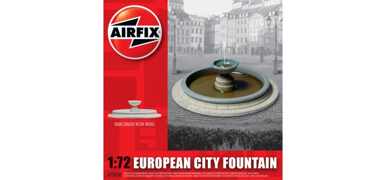 European City Fountain