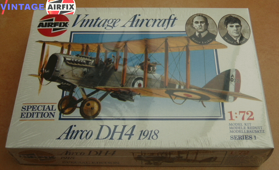 Special Edition - Airco DH4