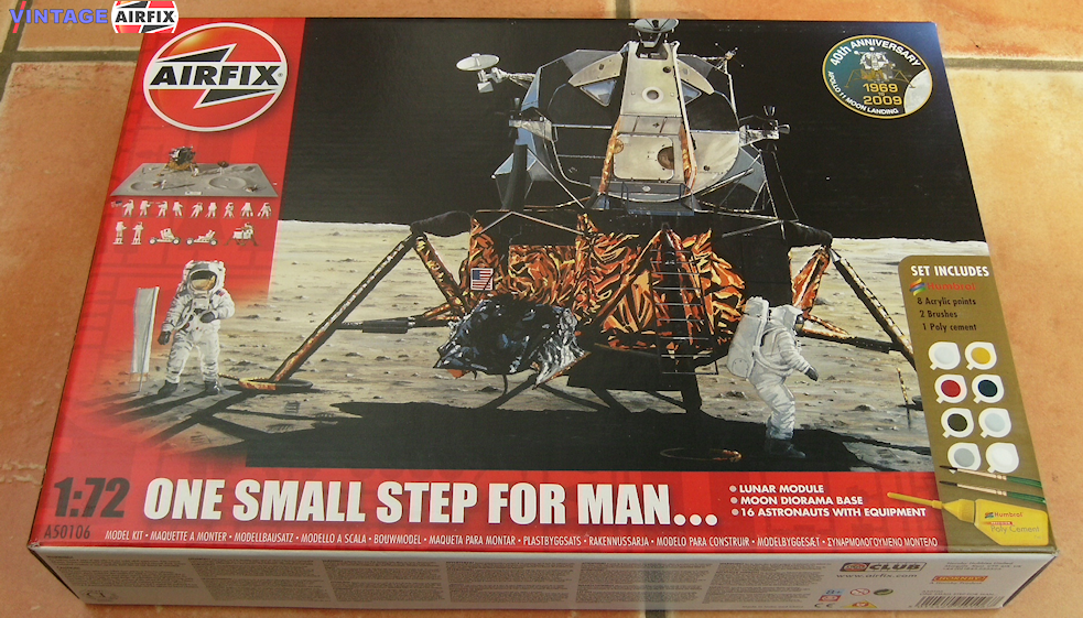 One Small Step For Man Gift Set