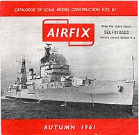 Autumn 1961 leaflet