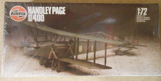 Handley Page 0/400